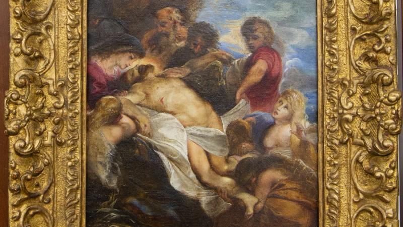 Peter Paul Rubens' 'Lamentation of Christ'